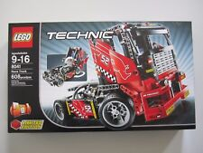 8041 LEGO Technic Race Truck 608 Pieces Factory Sealed New in Box