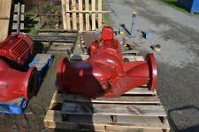 Bell & Gossett 40 Hp Pump Deppmann 1200 Gpm 1775 Rpm 80-8X9.5 80' Lift