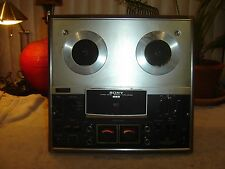Sony TC-377, Reel to Reel Tape Recorder, Vintage Unit, for Repair or Parts