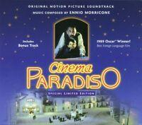 CINEMA PARADISO (LTD EDT) - ORIGINAL CAST RECORDING   CD NEU