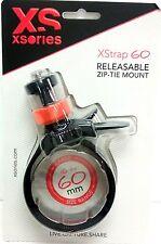 XSORIES XStrap 60 Zip Tie Universal Camera Mount Black/Orange XSTR3A001 16-60mm