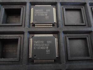 TMS320F28035PAGT  MCU 32BIT 128KB FLASH TQFP64   TI