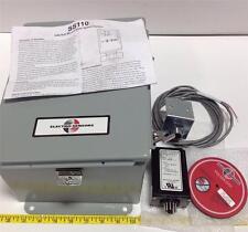 ELECTRO-SENSORS DIN RAIL MOUNT SLOW SPEED SWITCH SS110/HOFFMAN A10086CHNF