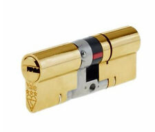 Yale Platinum 3 Star Ys3-3535n Euro Cylinder Lock UPVC Doors Anti Snap Ts007