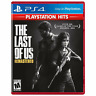 The Last of Us Remastered (Playstation Hits) PS4 (Sony PlayStation 4, 2014)
