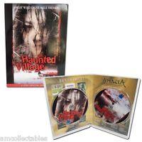 DVD - Haunted Village - 2 Disco Edizione Speciale IN Cofanetto - Nuovo/Originale