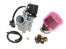 Carburettor Unrestricted for CPI Generic KEEWAY 1e40qmb
