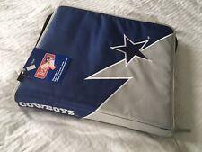 Vintage Mead Dallas Cowboys 3 Ring Zippered Binder!