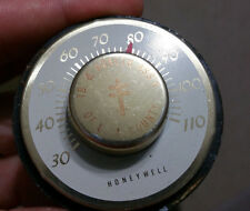 Honeywell Vintage 1950's-1960's Desk Thermometer - LA Country TB & Health