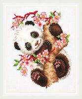 Cross Stitch Kit Panda art. 19-26