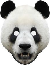 adulti PANDA CARINO Animale Della Giungla Wild Carnival Costume vestito maschera