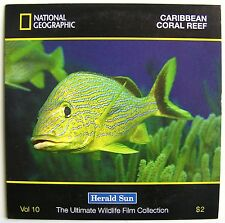 NATIONAL GEOGRAPHIC CARIBBEAN CORAL REEF DVD WILDLIFE FILM COLLECTION VOL 10