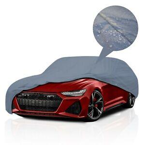 [PSD]Supreme Waterproof Semi Custom Fit Car Cover for 2021 Audi RS 6 Avant Wagon
