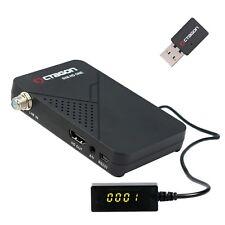 Octagon SX8 Mini Full HD DVB-S2 Multistream FTA Sat Receiver incl. Wlan mini 150