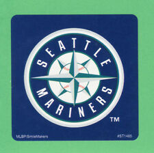 10 Seattle Mariners Logo - Large Stickers - Major League Baseball