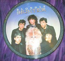 BLONDIE / DEBBIE HARRY THE HUNTER PICTURE DISC LP FREE P+P