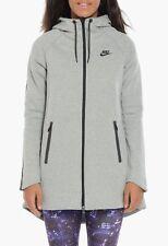 Nike Women's Tech Fleece Aeroloft Parka (L) 615165 021