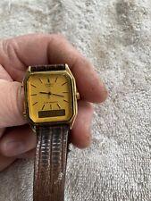Vintage Seiko Watch H449-5519