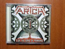 Artch - For The Sake Of Mankind  Reissue / Remastered 80´s Power / Progressive