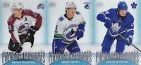 18-19 Tim Hortons Brock Boeser Clear Cut Phenoms Canucks Upper Deck 2018