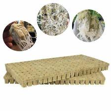 Sheet Soilles Plantin Sponge Planting Grow Grodan Starter Cubes Rockwool Spread