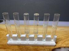 Aquarium Test Tube Stand, Fits Api / 12.85 mm Or .5 Inch Tubes