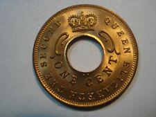 BRITISH   EAST AFRICA   1  CENT   1959   GEM  UNC