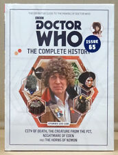 Doctor Who Complete History Issue 65 Volume 31 City of Death *NEW & SEALED*