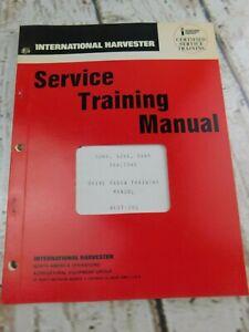 Vtg International Harvester Service Training Manual Drive Train AEST201
