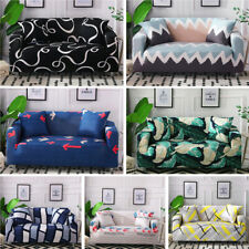 Stretch Chair Sofa Covers Couch Cover Elastic Slipcover Protector 1/2/3/4 Seater