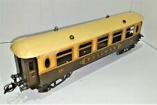 Hornby O Gauge No.2 Pullman coach