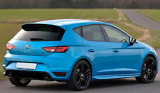 SEAT LEON MK3 5F 5d ROOF SPOILER || Best quality || Best Look ||
