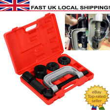 10pc Ball Joint Press Service Kit Remover Separator 4x4 Adaptor 4 in 1Tool Set