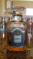 Guerlain Vintage Jicky Parfum Extrait choice of 0.5ml,1ml or 2ml Sample Perfume