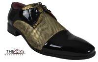 Men's Dress Sedagatti Shoe Oxford Wedding Party Italian Formal Casual Lace Up