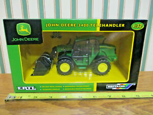 John Deere 3400 Telehandler By Ertl / Britains 1/32nd Scale >