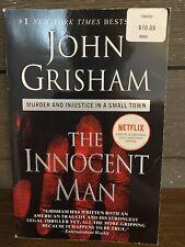 LIKE NEW The Innocent Man - John Grisham (Paperback, 2006) 2232
