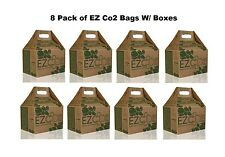 8 Pack EZ Co2 Delay Activated, Increase Co2 Levels Increase Yields FREE SHIPPING