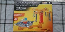 Geomag Mechanics Magnetic Construction Set 81-Piece Special Edition sealed boxed