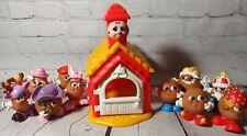 Vintage 80's - 1986 87 Hasbro Potato Head Kids & School House, Vintage Toys