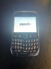 BlackBerry Curve 9300 - Black-KOODO-FREE SHIP