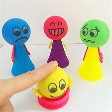 2Pcs/Set Creative Jump Doll Bounce Elf Fly Children Kids Baby Educational Toys