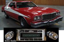 USA-630 II* 300 watt '72-76 Ford Torino AM FM Stereo Radio iPod USB Aux inputs