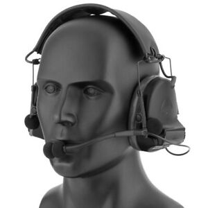 Z-Tactical Comtac-II/C2 Tactical Headsets Pickups Noise Reduction 4th Gen Chip
