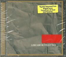 Steely Dan A Decade of Steely Dan MCA 24 Karat Gold CD Neu OVP Sealed OOP