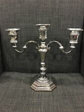 Three Leg Candleabra Candle Stand With Box Hong Kong
