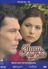 Sturm der Liebe 9 - Folge 81-90: Wege der Entscheidung (3...   DVD   Zustand gut