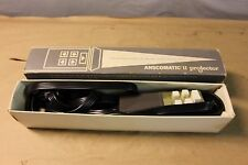 GAF ANSCOMATIC 2 Slide Projector REMOTE NOS W/BOX