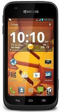 Boost Mobile Kyocera Hydro Edge C5215(Black) Included Free $35.00 Unlimited Plan