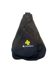 New Sony Playstation Plus One Strap Promo Slingpack Backpack